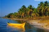 Lagoa do Cassenge, Península de Maraú, Bahia