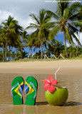Relax na Praia do Cassangue, Maraú, Bahia