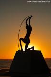 Estátua Iracema Guardiã, Praia de Iracema, Fortaleza 2677.jpg