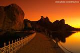 Pôr-do-sol no Açude do Cedro, Quixadá_2082