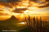 Nascer do sol visto da Serra do Urucum, Quixadá_3641
