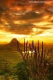 Nascer do sol visto da Serra do Urucum, Quixadá_3650