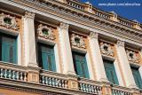 Detalhe da fachada do Banco Frota Gentil (Unibanco), Centro Histórico de Fortaleza 3062