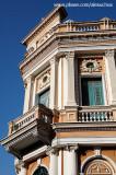 Detalhe da fachada do Banco Frota Gentil (Unibanco), Centro Histórico de Fortaleza_3068