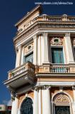 Detalhe da fachada do Banco Frota Gentil (Unibanco), Centro Histórico de Fortaleza_3116