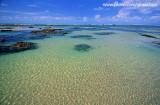Piscinas naturais na praia das fleixeiras, Trairi, CE