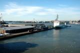 Ferry-Port Helsinki (Sumpasaari)