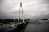 Bridge over Jyvajaervi Lake near Nokia Building