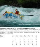 Whitewater rafting on the Rio Futaleufú, Andes Mountains, Chile