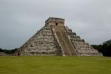 Pyramid of KuKulcán - Chichén Itzá
