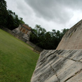 Ball court - Chichén Itzá