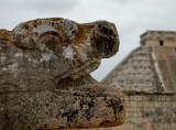 The serpent - Chichén Itzá