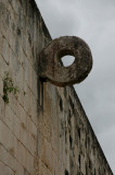 Ring of the ball play - Chichén Itzá