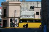 Yellow bus - Mérida