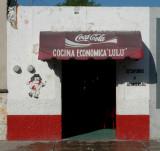 Lulú economic restaurant - Mérida