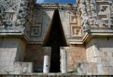 Gobernor's Palace, detail - Uxmal