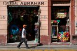 Abraham shopping - Mérida
