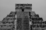The Stones of the Maya Gods (B&W)