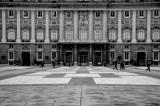El Palacio Real en BN