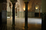 Real Alcazar of Sevilla and surroundings