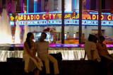 Two couples close the Radio City