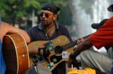 Playing at Washington Square Park