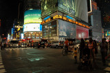 Broadway with 42th street