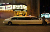 Limousine waiting - Theater District