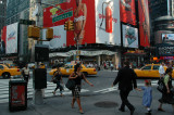 42th street with Broadway