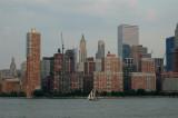Buildings - Hudson River