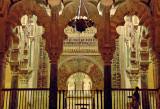 Enlargement of Al-Hakam II and Mihrab