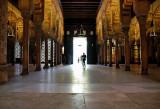 View towards Las Palmas door - The Mezquita