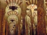 Column forest - The Mezquita