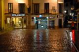 Night  walk  side The Mezquita