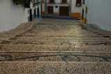 Bailio hill with the typical cobbled Córdoba style