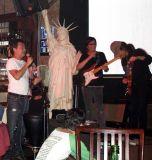 Bobby, Lady Liberty, Du-Du, Xiao Yang, Lao Liu