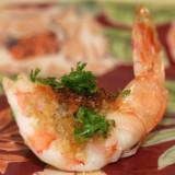 Marinated Shrimp Scampi Appetizer