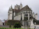 Cathédrale Saint-Etienne*, AUXERRE, Burgundy