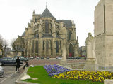 Cathédrale Saint-Gervais-et-Saint-Protais, SOISSONS, Picardie