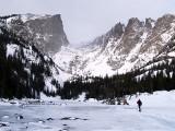 Crossing Dream Lake