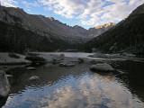 Mills Lake morning