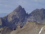 Navajo Peak and Glacier