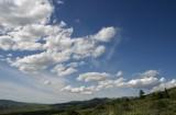 Summer Sky along the Boundary