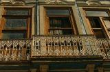 old balcony