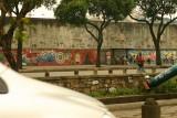 muro pixado