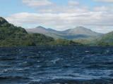 Loch Lomond with Beinn Dubhcraig and Ben Oss