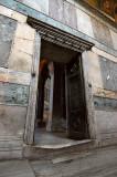 worn doorway (Aya Sofya)