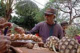 Vegetable Market transaction