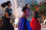 Afro-Cuban dance practice