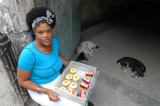 Selling cupcakes